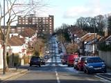 Norwood Park Rd where I first lived in London